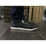 MUSTANG MENS NAVY TRAINER