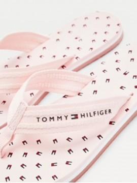 TOMMY HILFIGER PINK FLIP FLOP