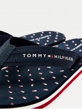 TOMMY HILFIGER NAVY FLIP FLOP